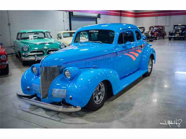 Picture of '39 Business Coupe - MST9