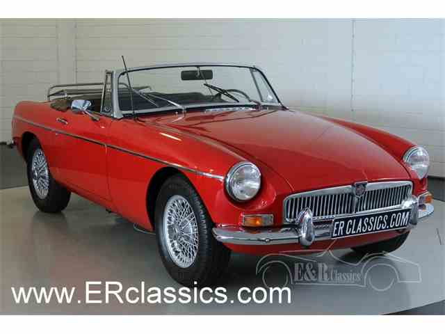 Picture of '68 MGB - MQ6Y