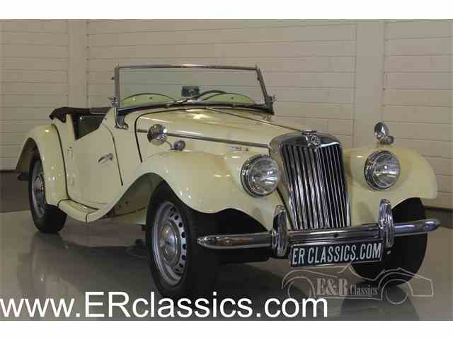 Picture of '55 MG TF - $49,700.00 Offered by E & R Classics - MSTY