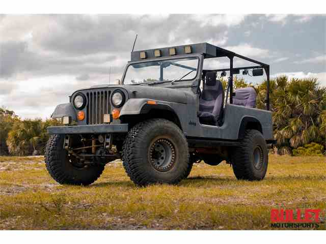 Picture of '84 Jeep CJ8 Scrambler - $7,800.00 Offered by Bullet Motorsports Inc - MSUB