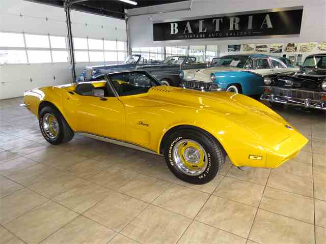 Picture of '73 Corvette - MSUL