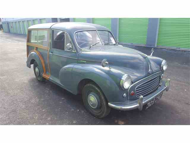 Picture of '54 Minor 1000 2Dr Traveler - MSVC