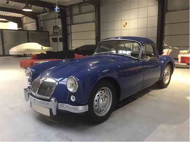 Picture of '58 MGA 1500 - MSVF