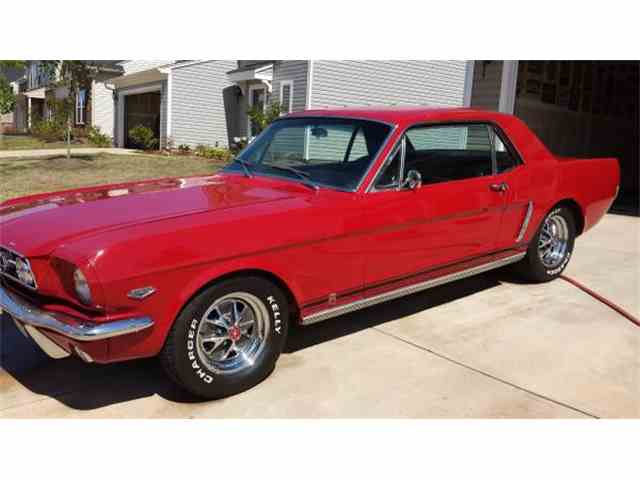 Picture of '65 Mustang - MSVK