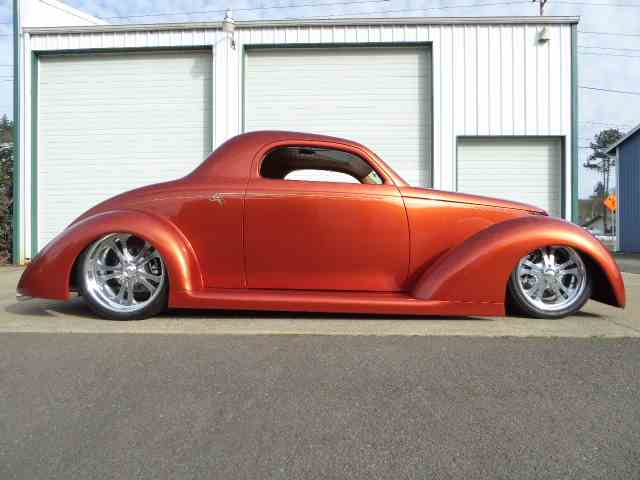Picture of Classic 1937 Coupe located in OREGON - MSVM