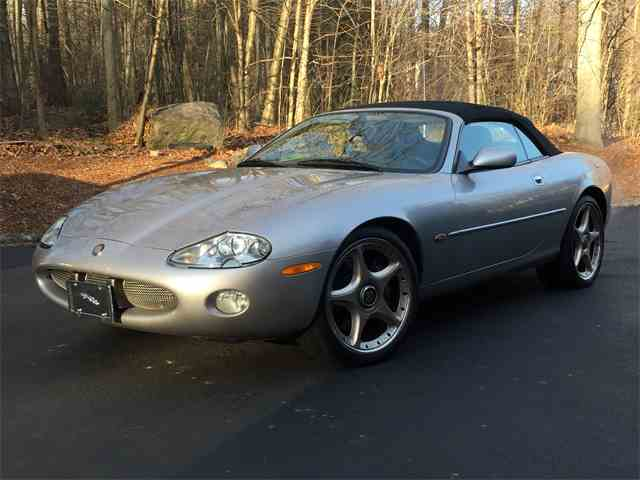 Picture of '02 XKR - MSVV