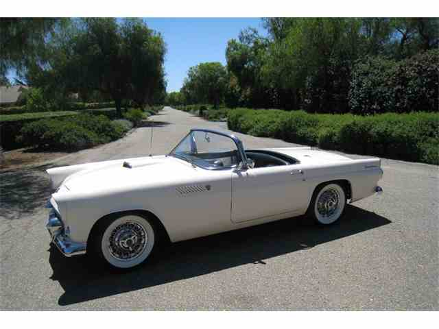 Picture of 1955 Thunderbird located in CALIFORNIA - $29,995.00 Offered by a Private Seller - MSVY