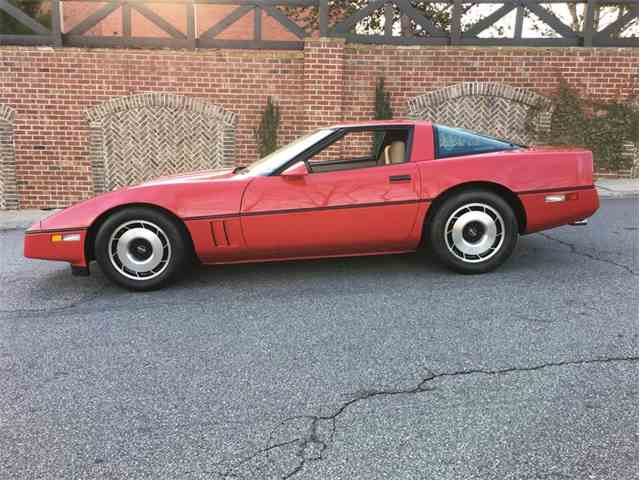 Picture of '84 Corvette - MSW8