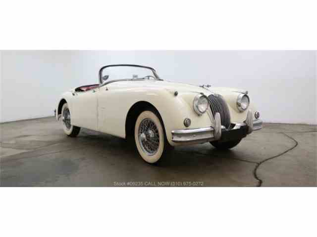 Picture of 1958 Jaguar XK150 located in Beverly Hills California - $67,500.00 Offered by Beverly Hills Car Club - MSXO
