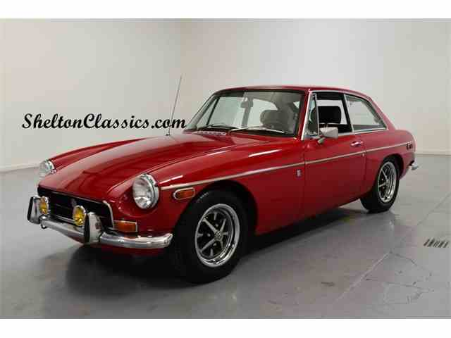 Picture of '72 MGB - MSXT