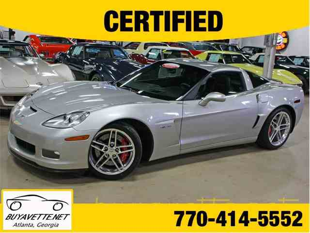 Picture of '07 Corvette located in Georgia - $40,999.00 - MSY4
