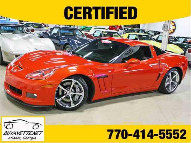 Picture of '12 Corvette - MSY7