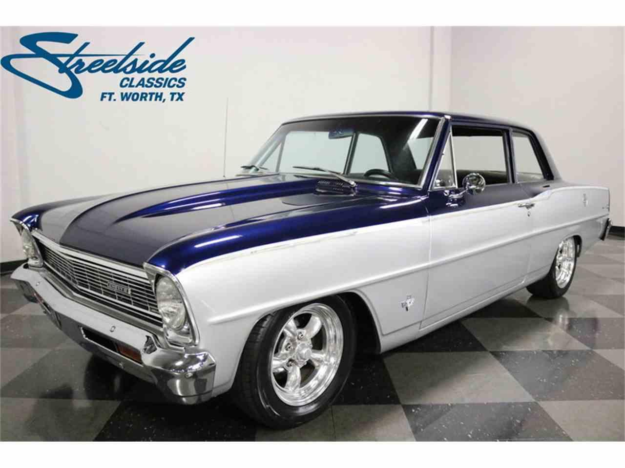 1966 Chevrolet Nova for Sale on ClassicCars.com