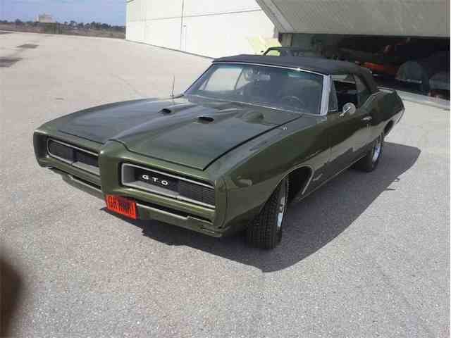 Picture of Classic 1968 GTO located in Punta Gorda FLORIDA Auction Vehicle - MSYB