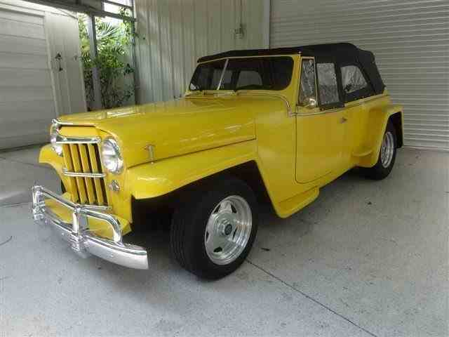 Picture of '48 Jeepster - MSYK