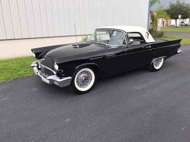 Picture of 1957 Thunderbird Auction Vehicle Offered by Premier Auction Group - MSYU