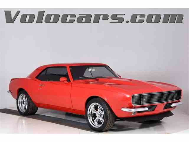 Picture of Classic '68 Chevrolet Camaro RS/SS located in Volo Illinois Offered by Volo Auto Museum - MSYW