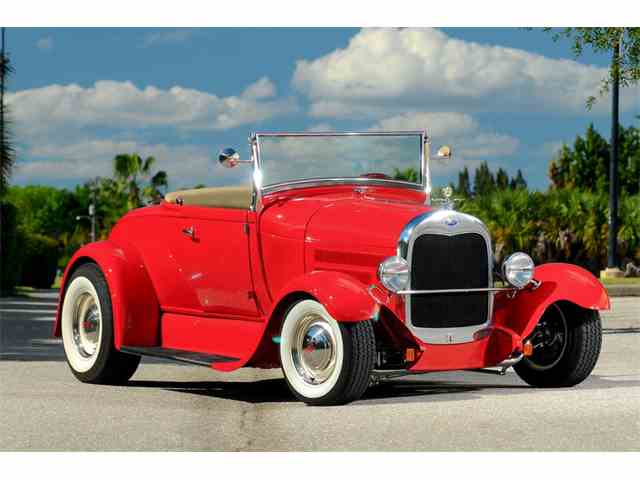 Picture of '29 Model A Streetrod - MSZ2