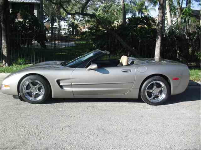 Picture of 1998 Chevrolet Corvette Auction Vehicle - MSZ4