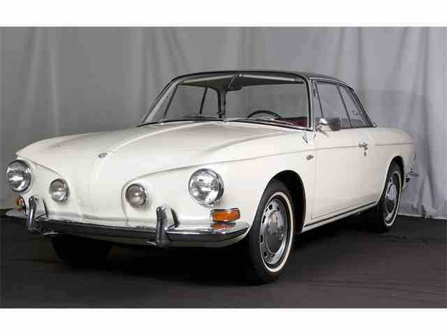 Picture of '68 Karmann Ghia - MQ7J