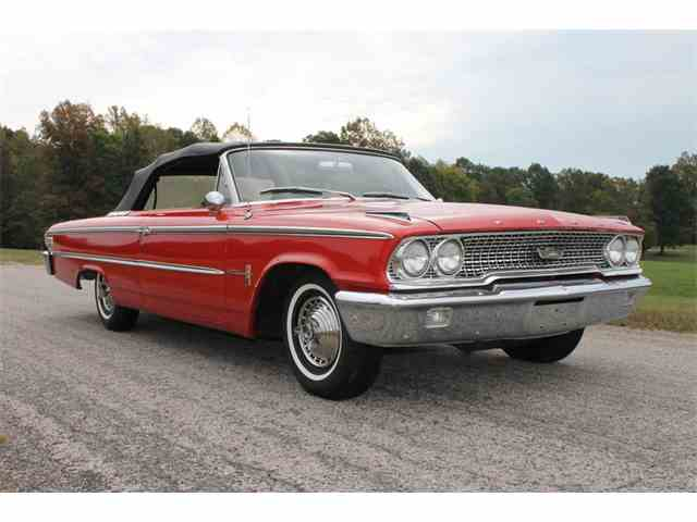 Picture of '63 Galaxie 500 - MSZA