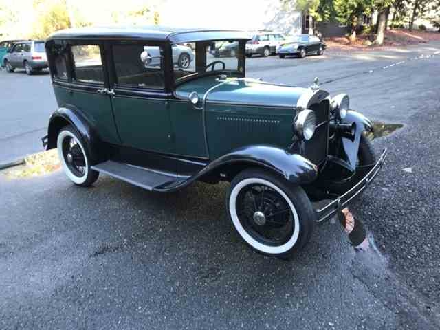 Picture of '30 Model A - MSZH