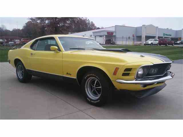 Picture of Classic '70 Mustang located in NORTH CAROLINA Auction Vehicle - MPXK