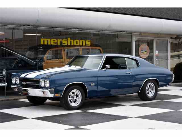 Picture of '70 Chevelle SS - MSZL