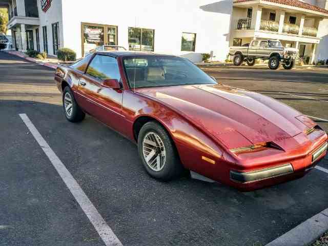 Picture of '89 Firebird - MSZQ