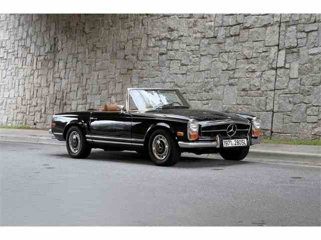 Picture of '71 Mercedes-Benz 280SL located in Georgia - $68,900.00 Offered by Motorcar Studio - MSZU
