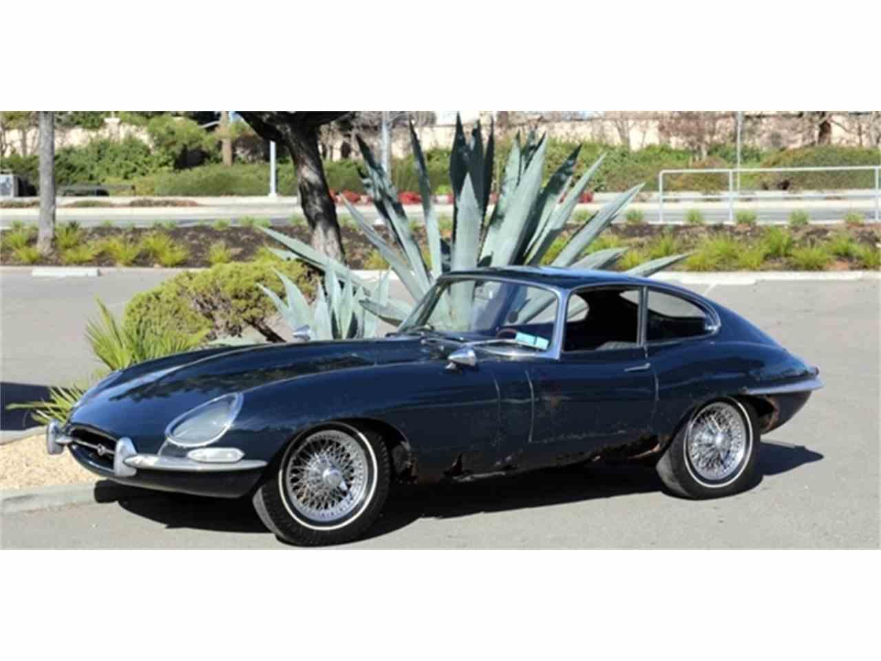 Classic Jaguar E-Type for Sale on ClassicCars.com