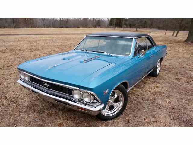 Picture of Classic 1966 Chevrolet Chevelle - $37,995.00 - MT0Q