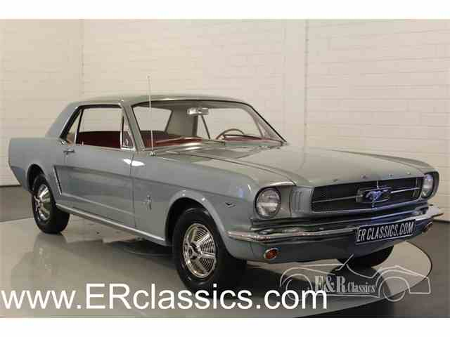 Picture of Classic '64 Ford Mustang - $43,100.00 - MT0X