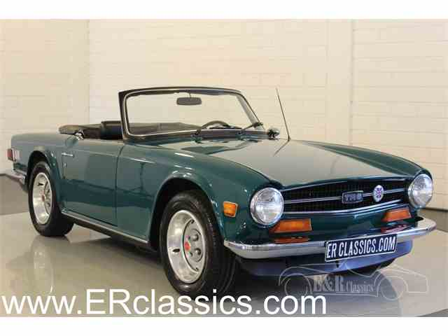 Picture of '74 TR6 - MT0Y