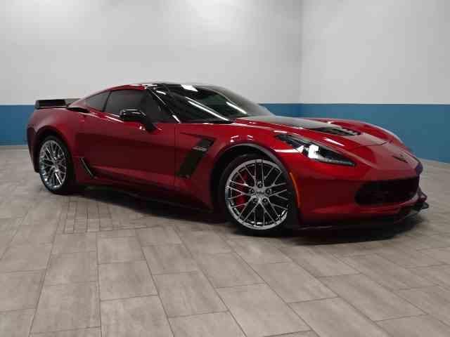 Picture of '15 Corvette Z06 - MT18