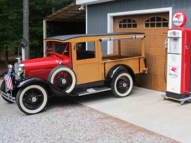 Picture of '31 Model A - MT1R