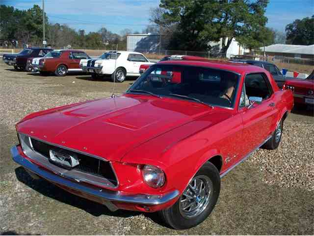 Picture of '67 Mustang - MT1T