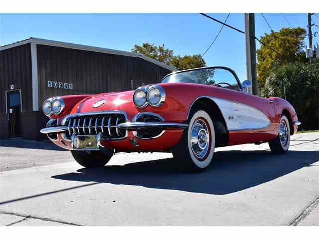 Picture of '58 Corvette - MT1W