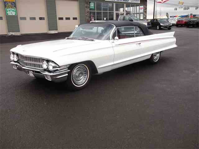 Picture of '62 Eldorado - MQ7T