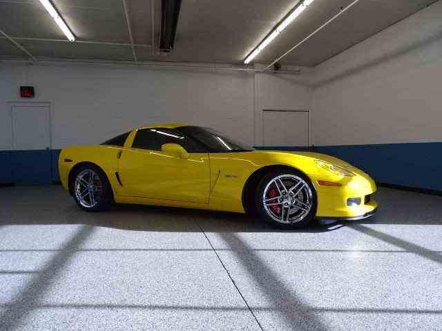 Picture of '08 Corvette Z06 - MT2D