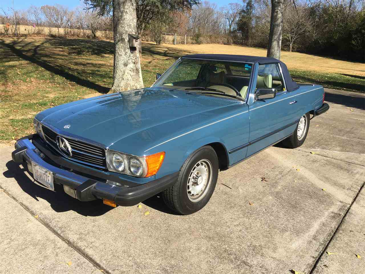 Large Picture of '78 450SL - MT2L