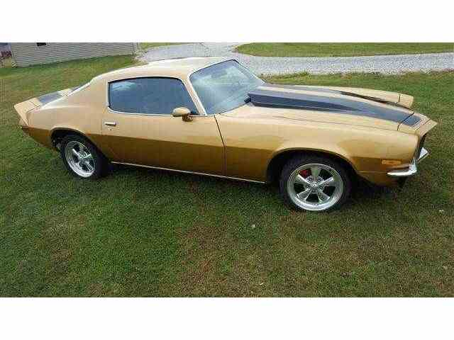 Picture of Classic '70 Chevrolet Camaro RS - $24,500.00 - MT2O