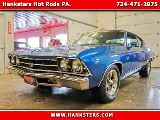 Picture of '69 Chevelle - MT3G