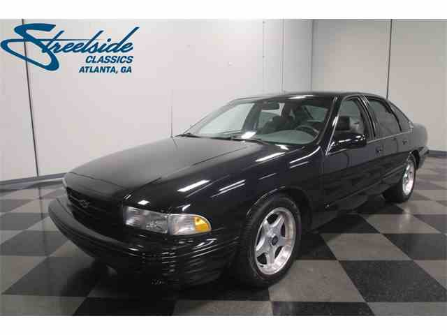 Picture of '96 Impala SS - MT3I