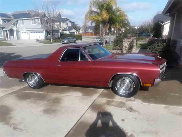 1970 Chevrolet El Camino For Sale On Classiccars Com