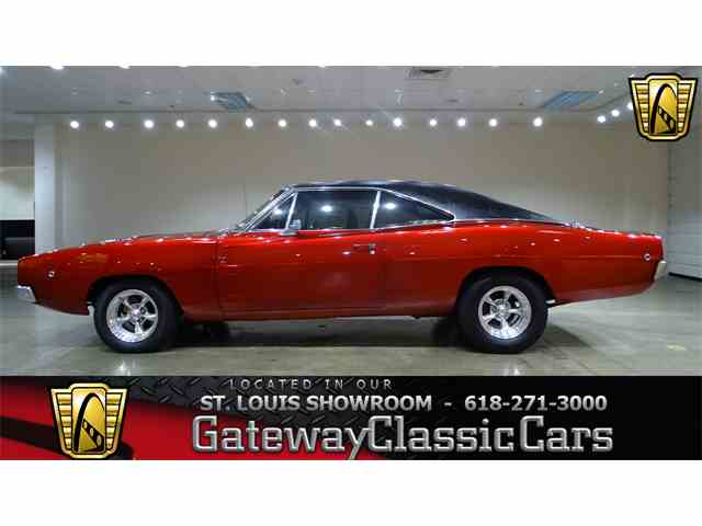 Picture of '68 Charger - MT48