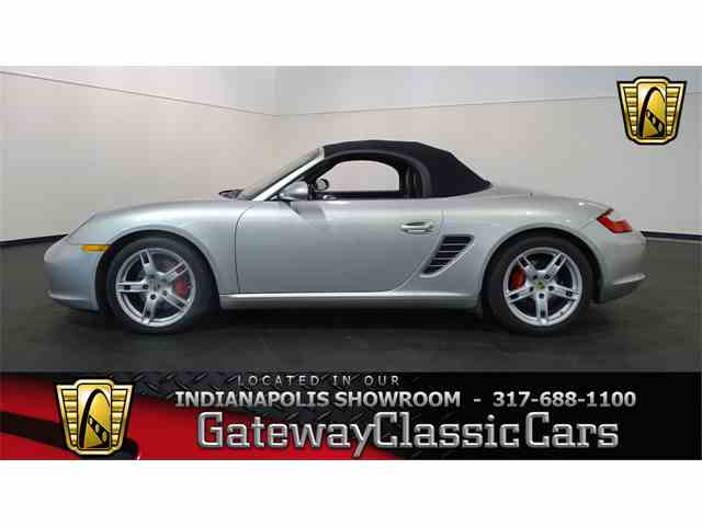 Picture of '05 Boxster - MT4A