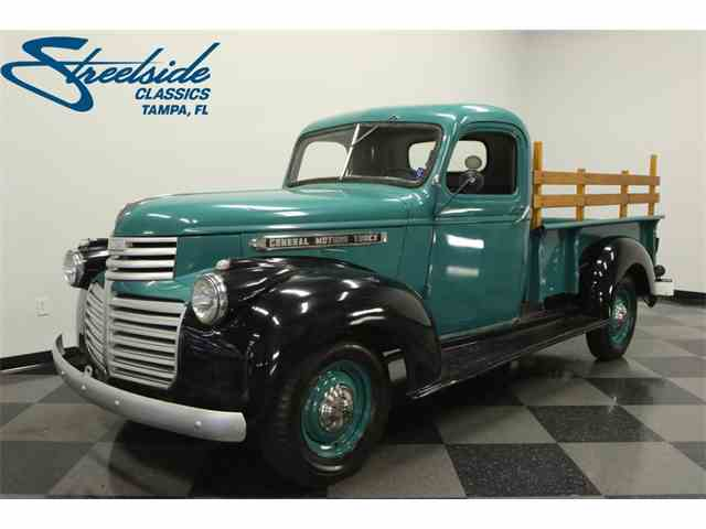 Picture of '47 1/2 Ton Pickup - MT4C