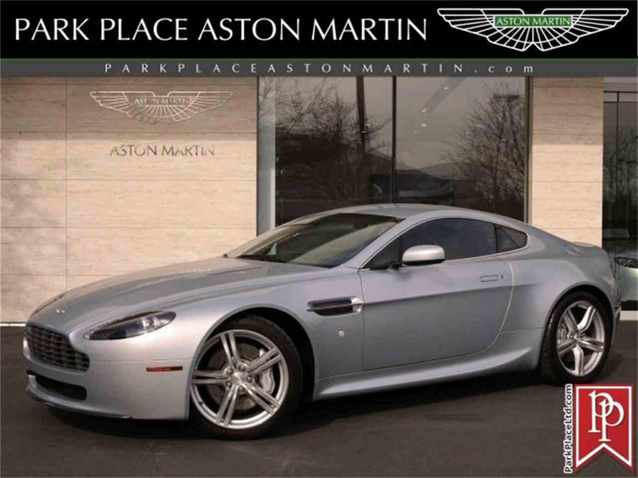 2009 Aston Martin Vantage for Sale   ClassicCars.com   CC-1064184