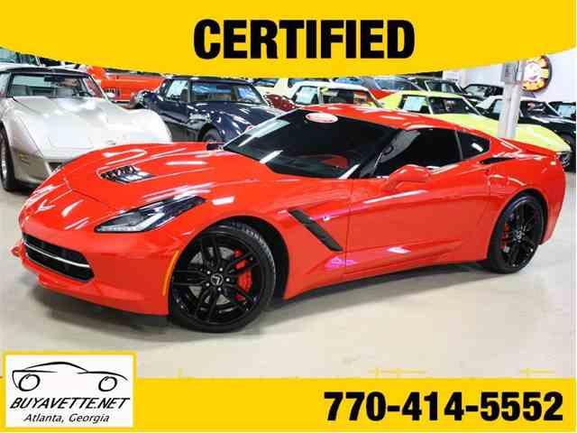 Picture of '14 Corvette - MT6T